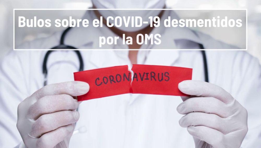 Bulos sobre el coronavirus