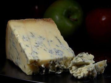 Un trozo de queso