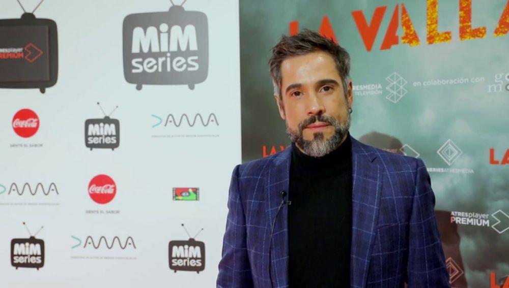 ¿Qué libro nos recomienda leer Unax Ugalde, actor de 'La Valla'?