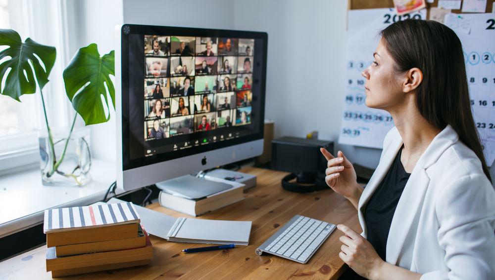 online event via videoconference