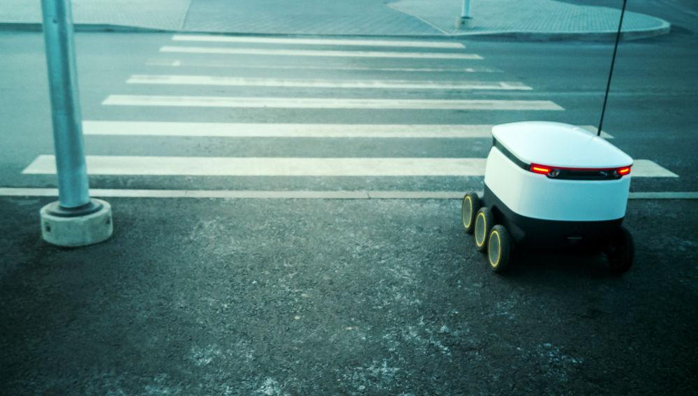 Robots frente al coronavirus
