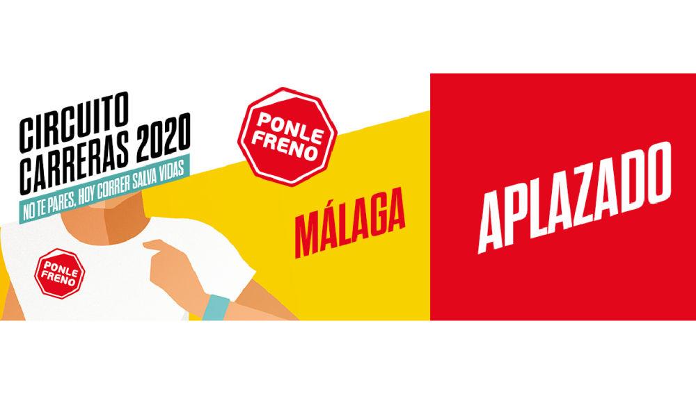 Aplazada la Carrera Ponle Freno de Málaga