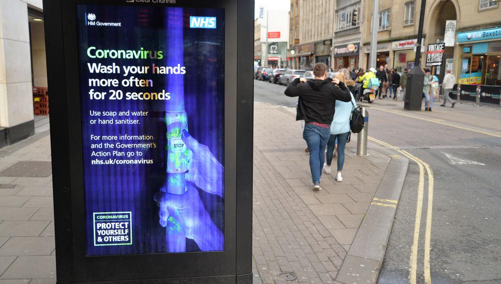 Coronavirus en Reino Unido