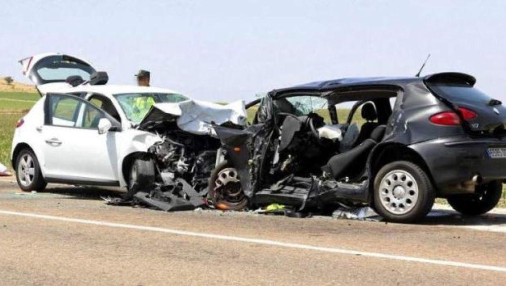 El número de accidentes de tráfico con fallecidos se han incrementado en los seis primeros meses del año