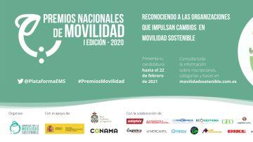 Premios Nacionales de Movilidad
