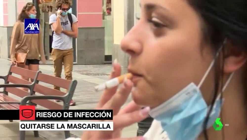 Por qué fumar aumenta el riesgo de contagio de coronavirus