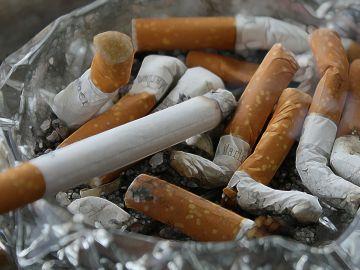Aragón podría aplicar restricciones a los fumadores por el coronavirus