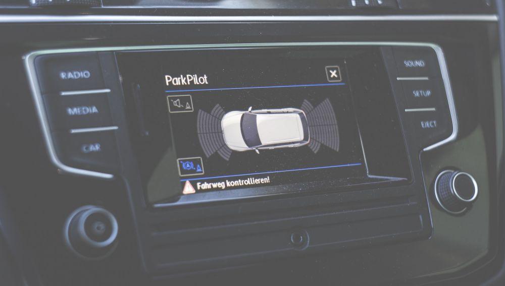 Sistemas seguridad en un vehículo