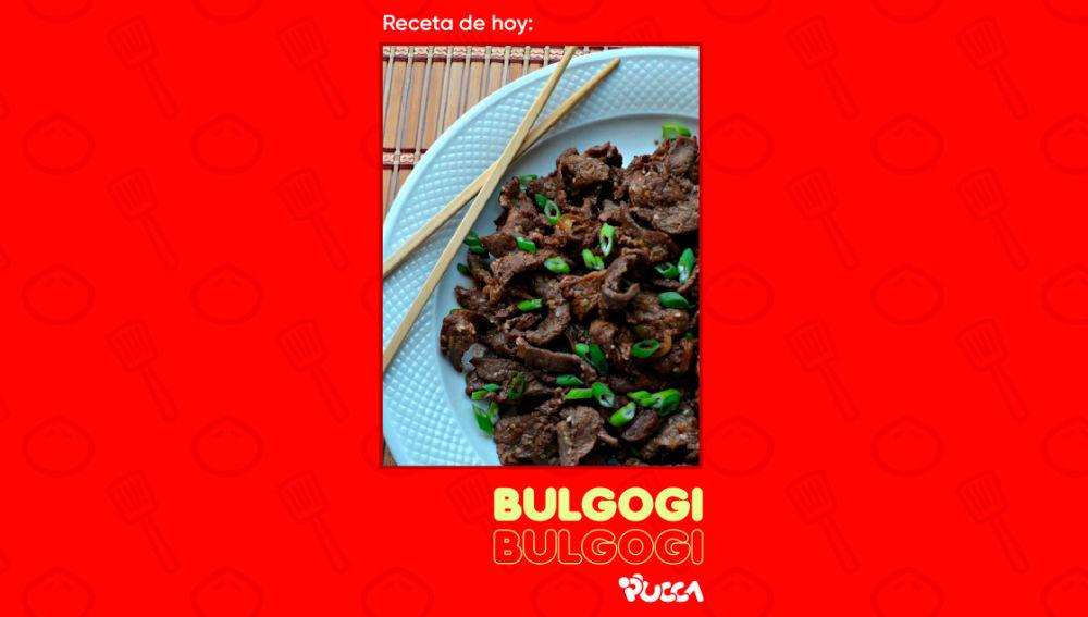Bulgogi, el plato coreano para los amantes de la carne
