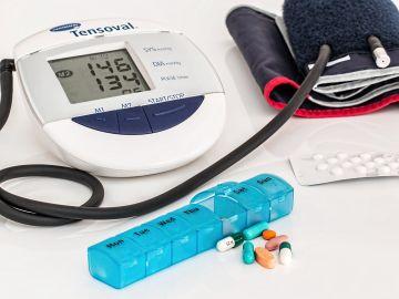 Medicamentos hipertensión