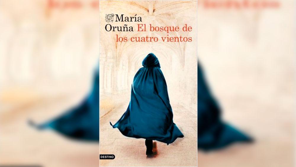 María Oruña escribe 'El bosque de los cuatro vientos'