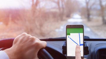 Conducir con navegador