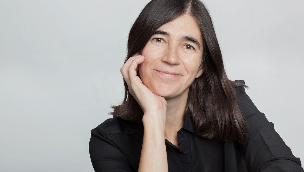 La bióloga María Blasco