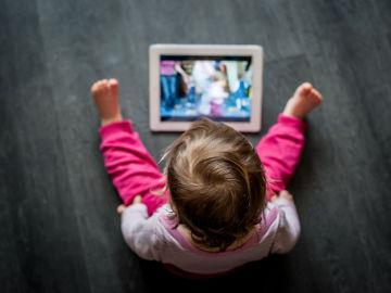 Menores y pantallas