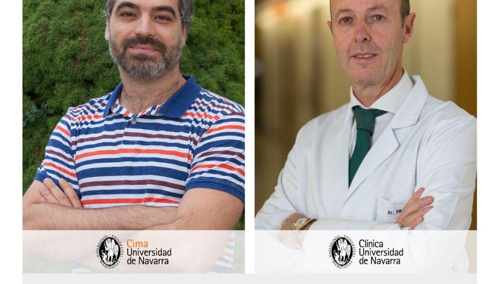 Investigadores del Cima y Clínica Universidad de Navarra