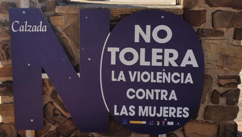 Señales contra la violencia de género