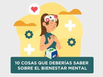 Decálogo bienestar emocional