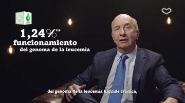"""Alfredo Carrato: """"Si invirtiendo un 1,24% del PIB en ciencia hemos identificado el genoma de la Leucemia linfoide crónica, ¿qué conseguiríamos con el 2%?"""