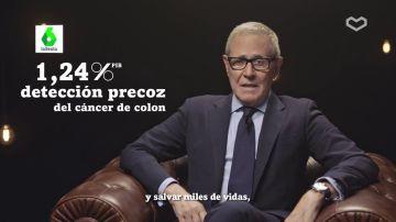 """Ramón Reyes Bori: """"Invirtiendo solo el 1,24% hemos sido capaces de detectar precozmente el cáncer de color y salvar miles de vidas"""""""