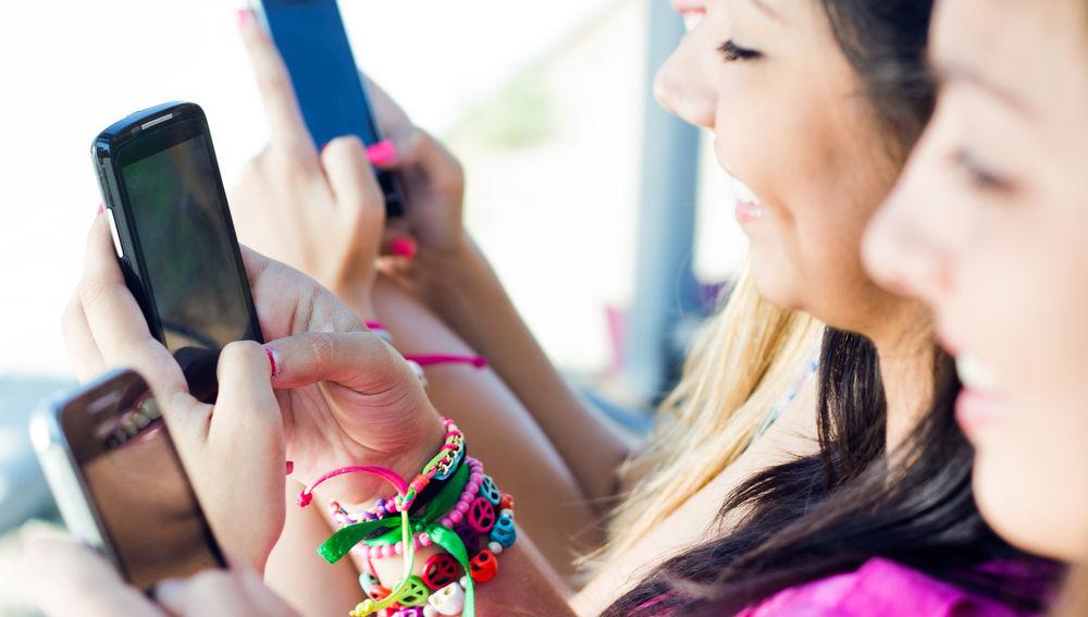 Jóvenes e internet