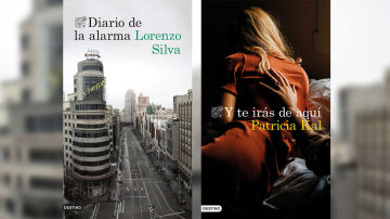 'Diario de la alarma' y 'Y te irás de aquí' de Lorenzo Silva