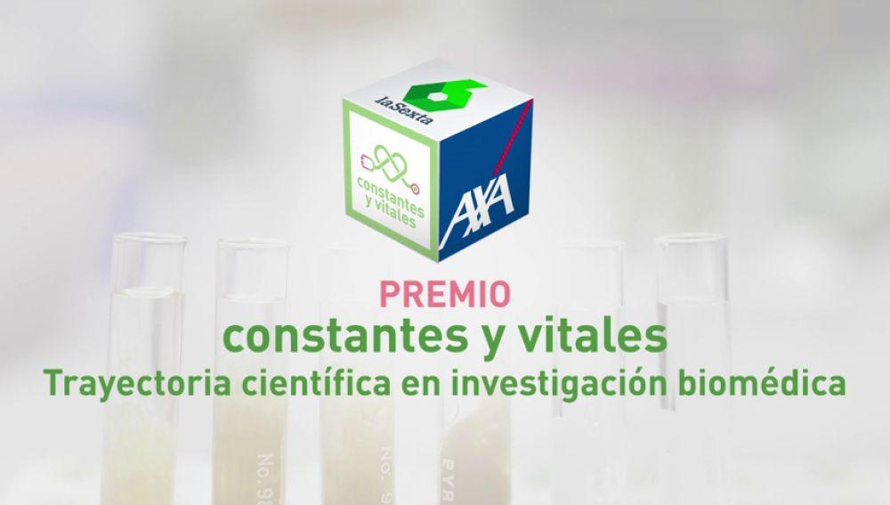Francisco Martínez Mojica, microbiólogo, investigador y profesor español, premio a la Trayectoria Científica