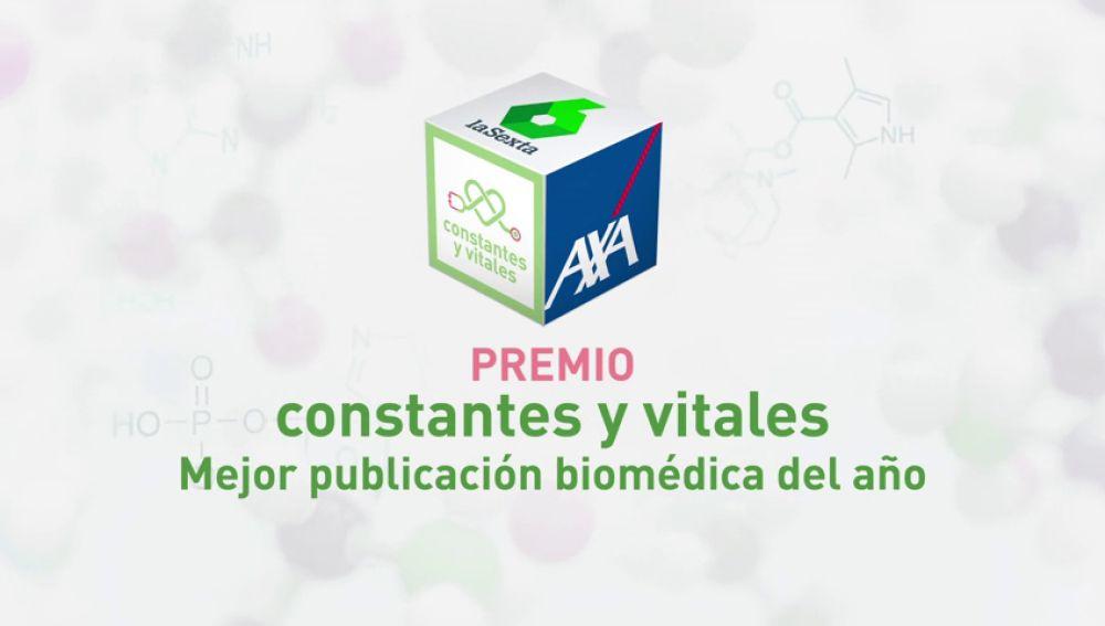 Nuria Monserrat, premio a la mejor publicación biomédica