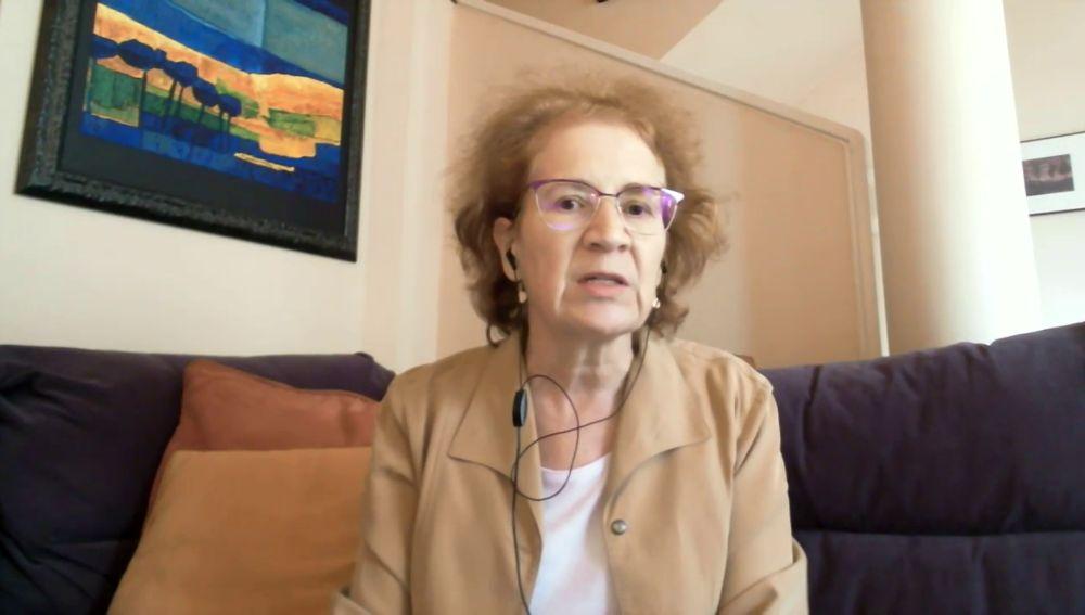 """Margarita del Val, viróloga señala que """"diciembre, enero y febrero pueden ser los peores meses"""" debido al coronavirus y la gripe"""