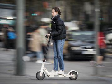 Los patinetes eléctricos, bajo una nueva normativa: serán tratados como el resto de vehículos