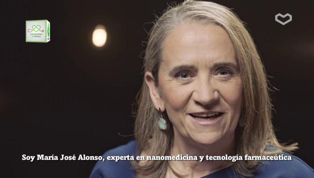 María José Alonso, miembro del Comité de Expertos