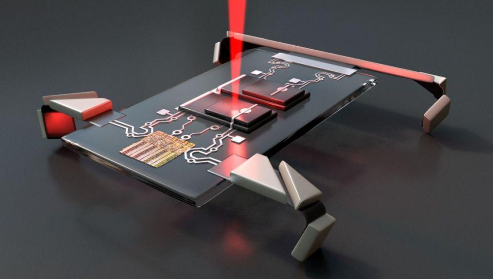 Robots microscópicos