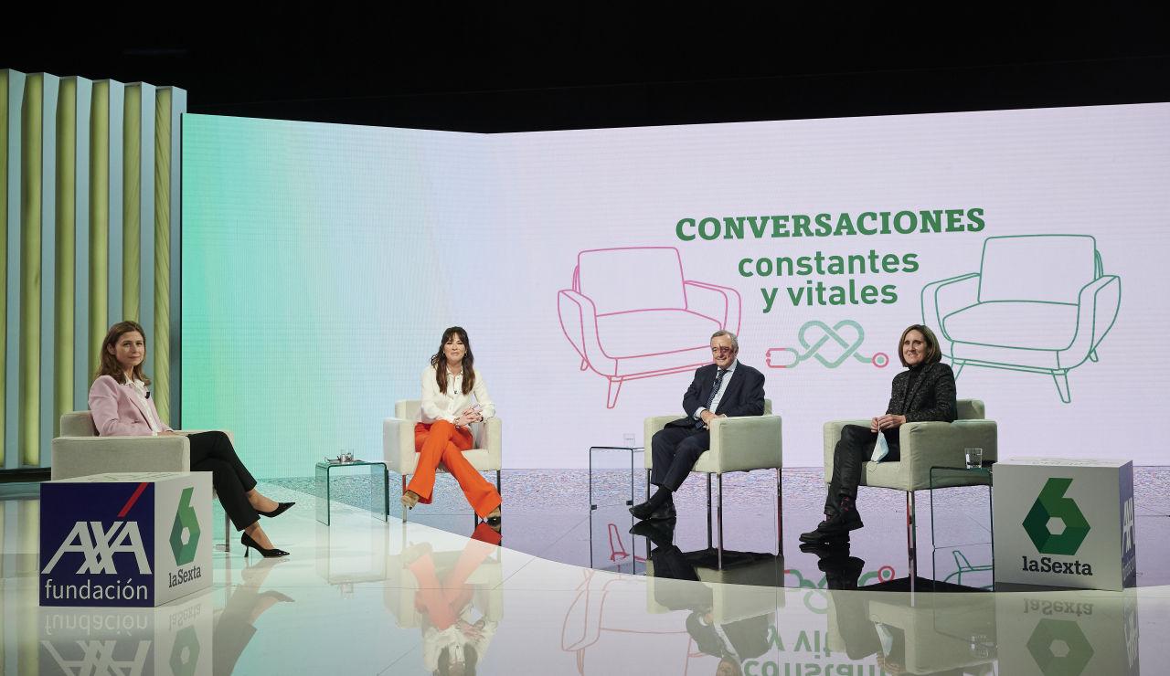 2º edición de las Conversaciones Constantes y Vitales