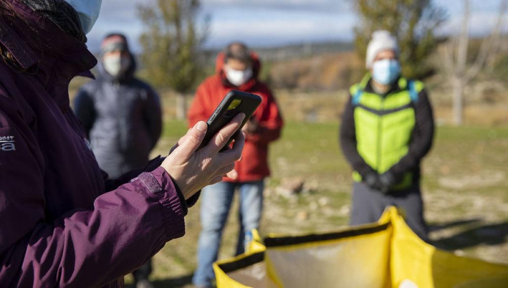 proyecto Libera recoge más de 13 toneladas de residuos en 2020