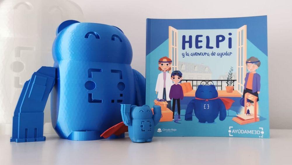 'HELPI y la aventura de ayudar'
