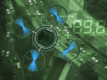 Drones y seguridad industrial