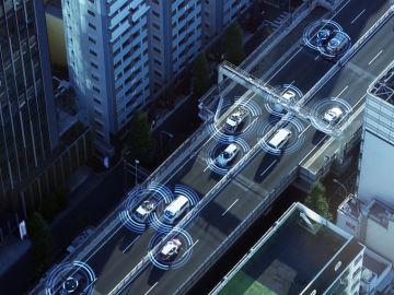 Coches autónomos y ciudades inteligentes