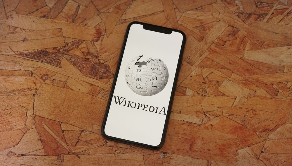 Wikipedia de pago