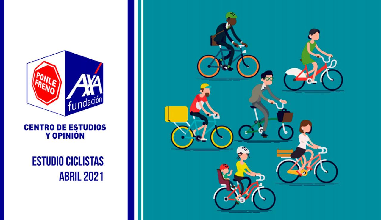 Estudio ciclistas | Centro de Estudios y Opinión Ponle Freno-AXA