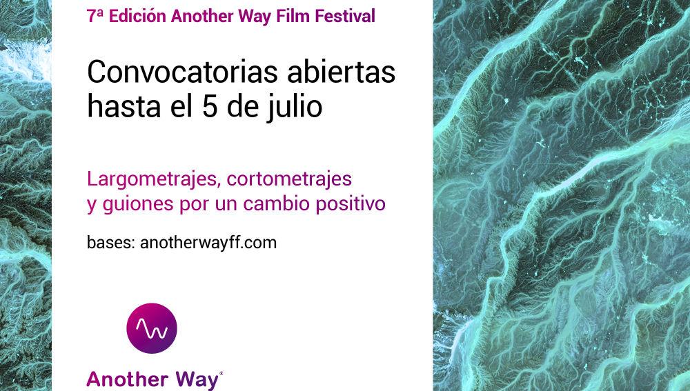 Another Way Film Festival abre las convocatorias de largometrajes, cortometrajes y guiones de su séptima edición