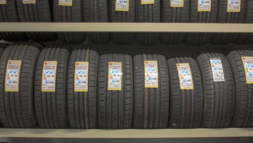 Etiquetado neumático