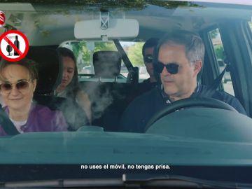 Ahora que podemos volver a viajar: ponte el cinturón, no bebas alcohol, no uses el móvil y no tengas prisa