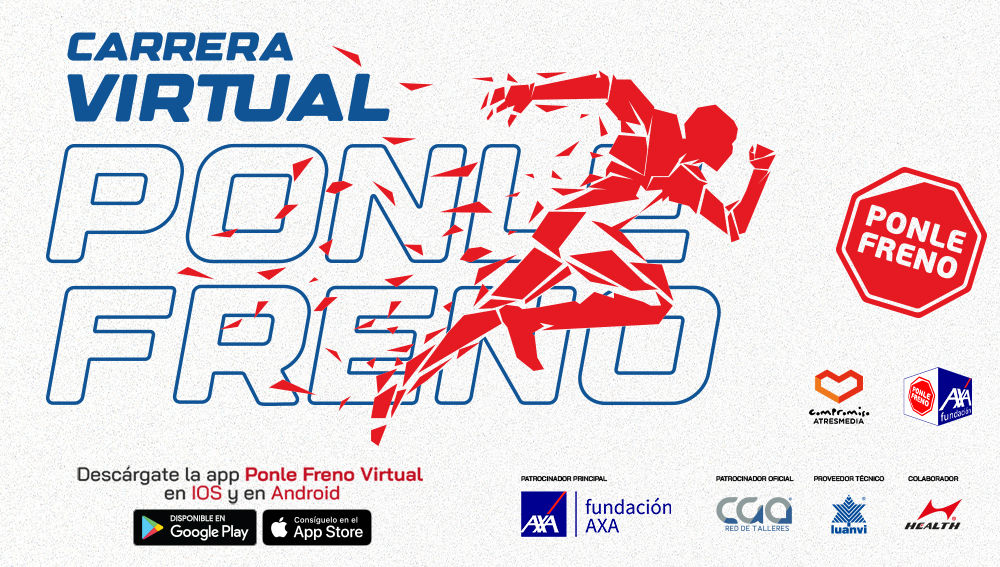 Carrera Virtual Ponle Freno 2021