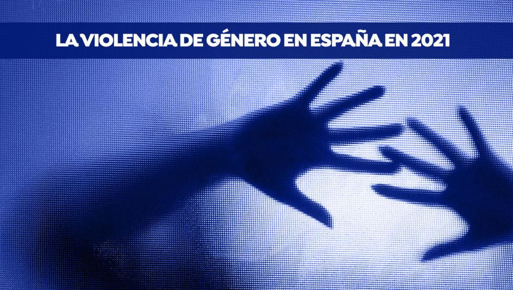 La violencia de género en España en 2021