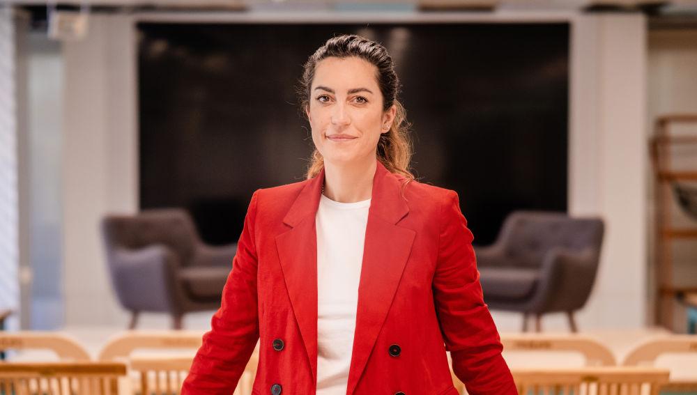 Lucía Velasco, directora del Observatorio Nacional de Tecnología y Sociedad