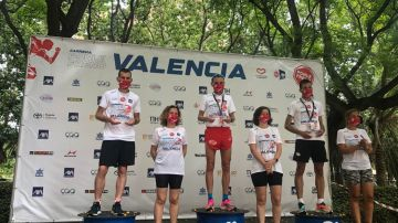 Ganadores 5 K Carrera Ponle Freno Valencia