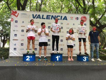 Ganadores 10 k Carrera Ponle Freno Valencia