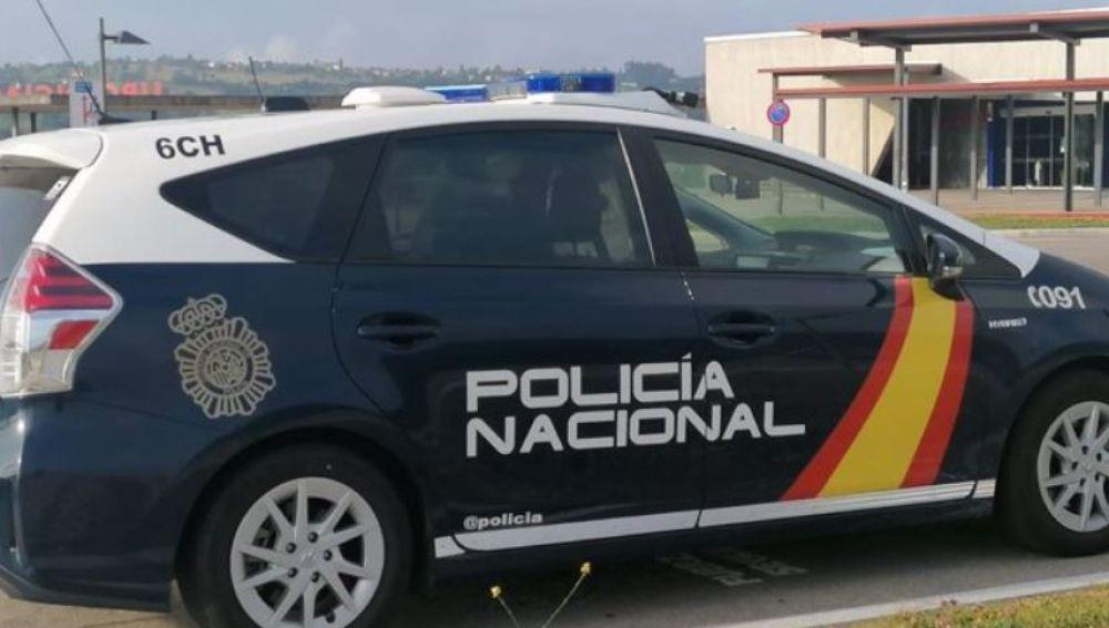 Policía Nacional en Oviedo