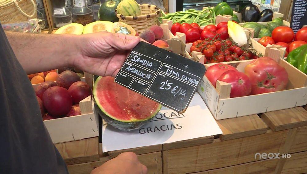 Frutería Hazte Eco