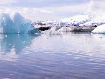 Hielo iceberg