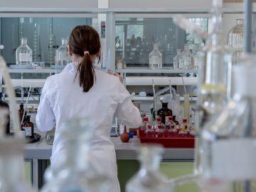 Investigación en el laboratorio